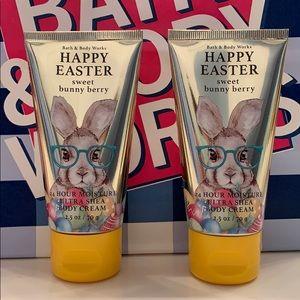 Bath & Body Works Sweet Bunny Berry body cream🐰